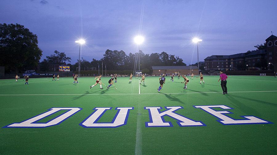 Picture of Duke Lacrosse field